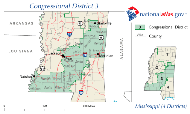 FileMS Rd Congressional Districtpng Wikimedia Commons - Ms district 1 us congressional map