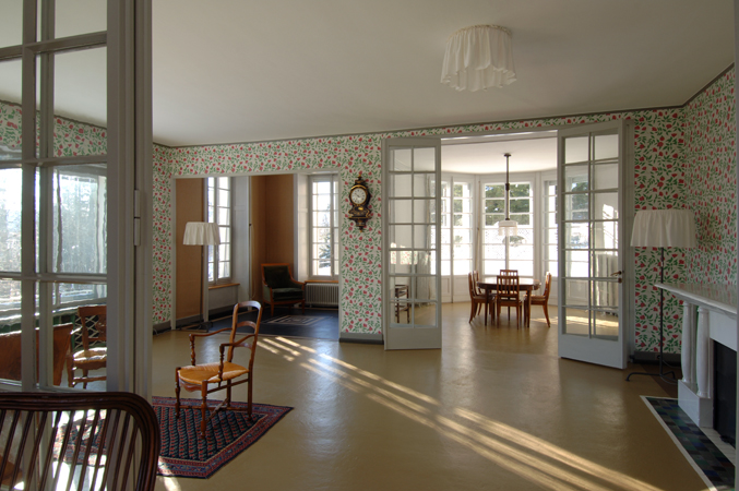 File maison blanche wikimedia commons for Eveline interieur