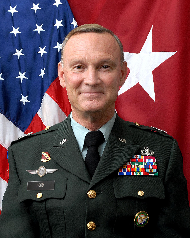 Jay W . Hood