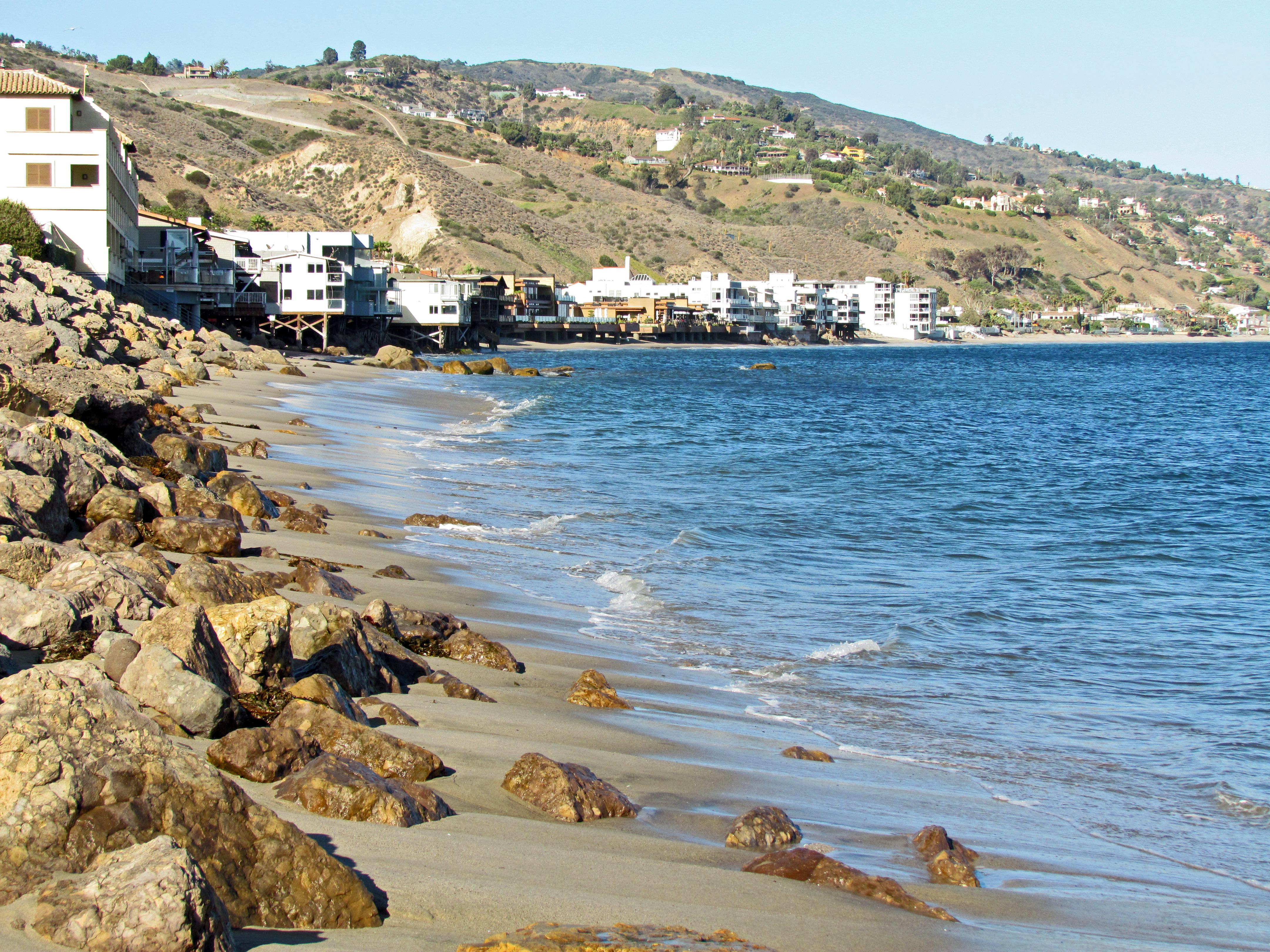 File Malibu Beach California Jpg