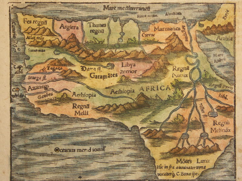 File:Map of Africa(1600) detailed.   Wikimedia Commons