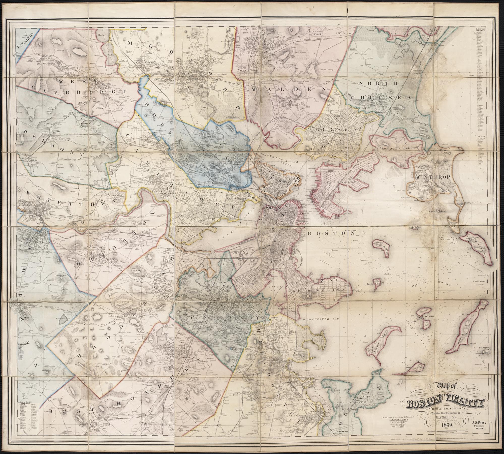 FileMap Of Boston And Its Vicinity Jpg Wikimedia - Map of boston vicinity