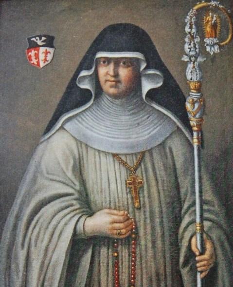 File:Maria Viktoria Farget abbess of Oberschönenfeld Abbey.jpg