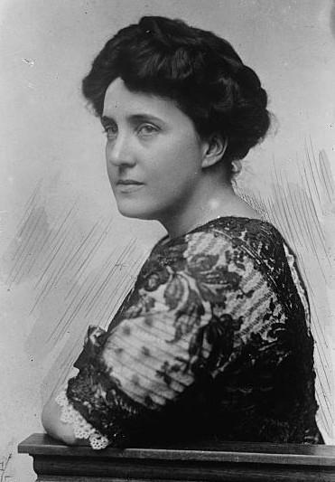 Mary Roberts Rinehart, American writer