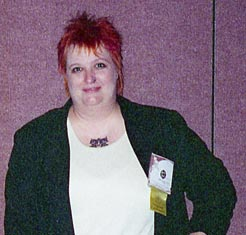Melissa Scott American writer