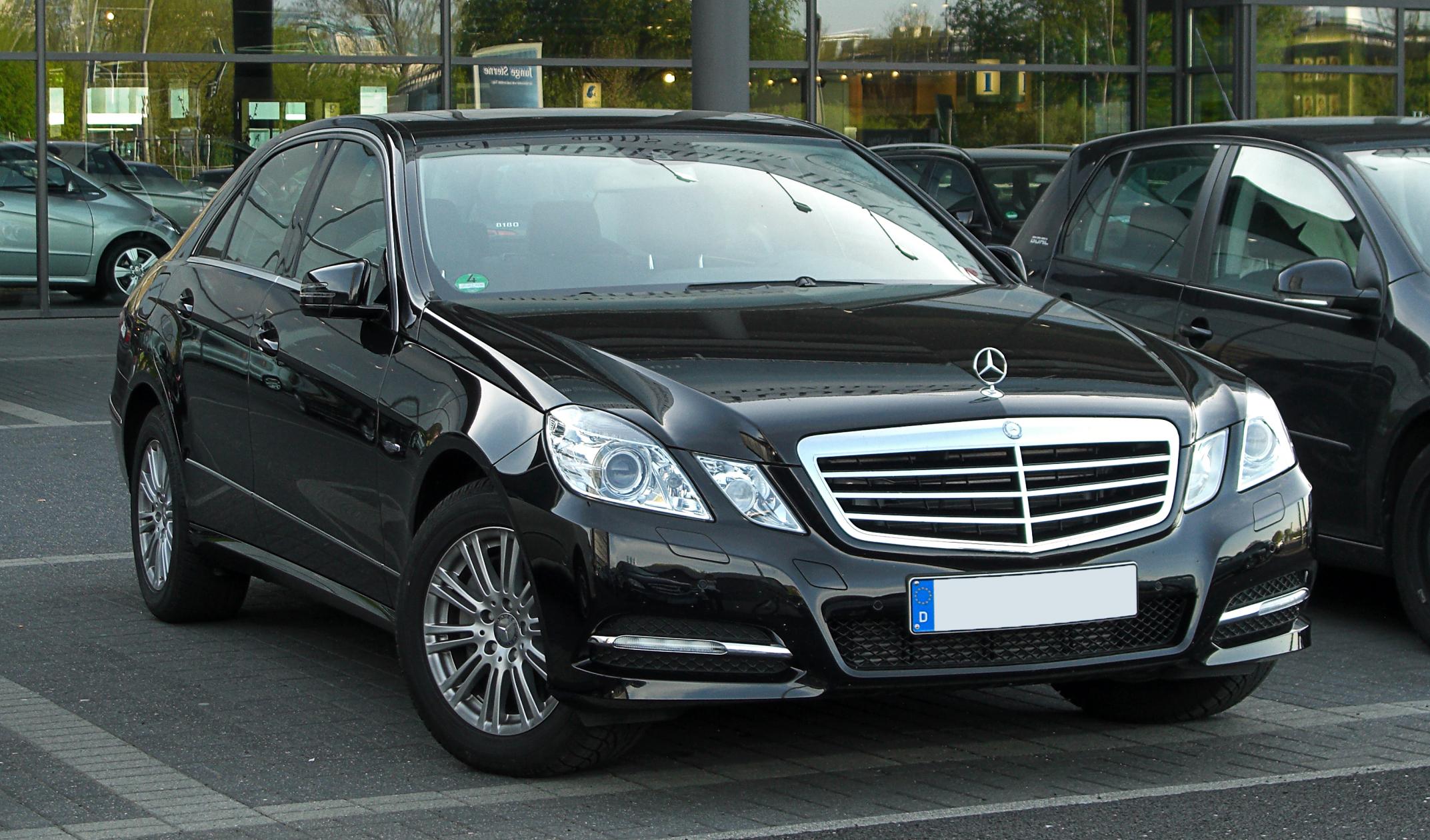 File mercedes benz e 350 cdi blueefficiency avantgarde w for Mercedes benz 350 cdi