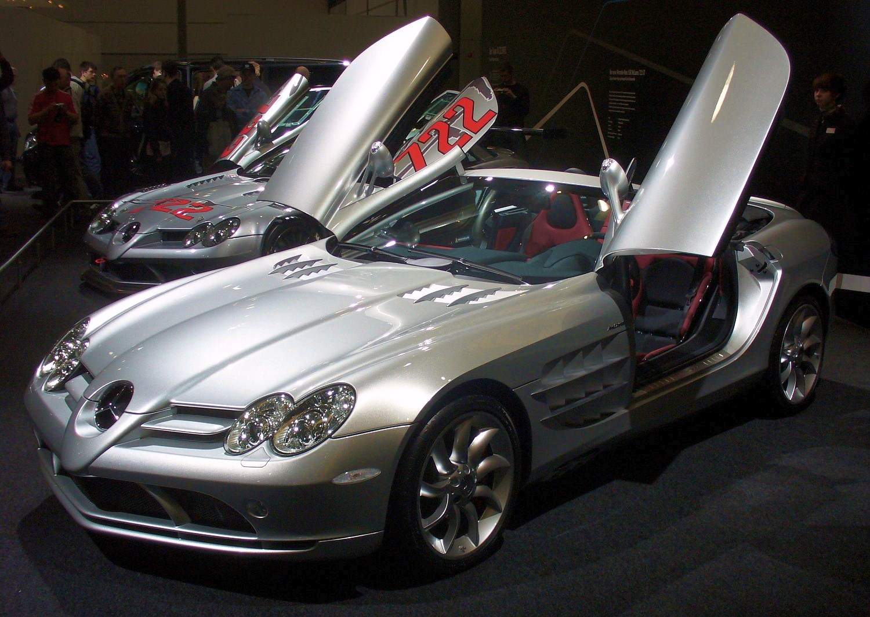 File mercedes benz slr mclaren roadster ami jpg for Carros mercedes benz