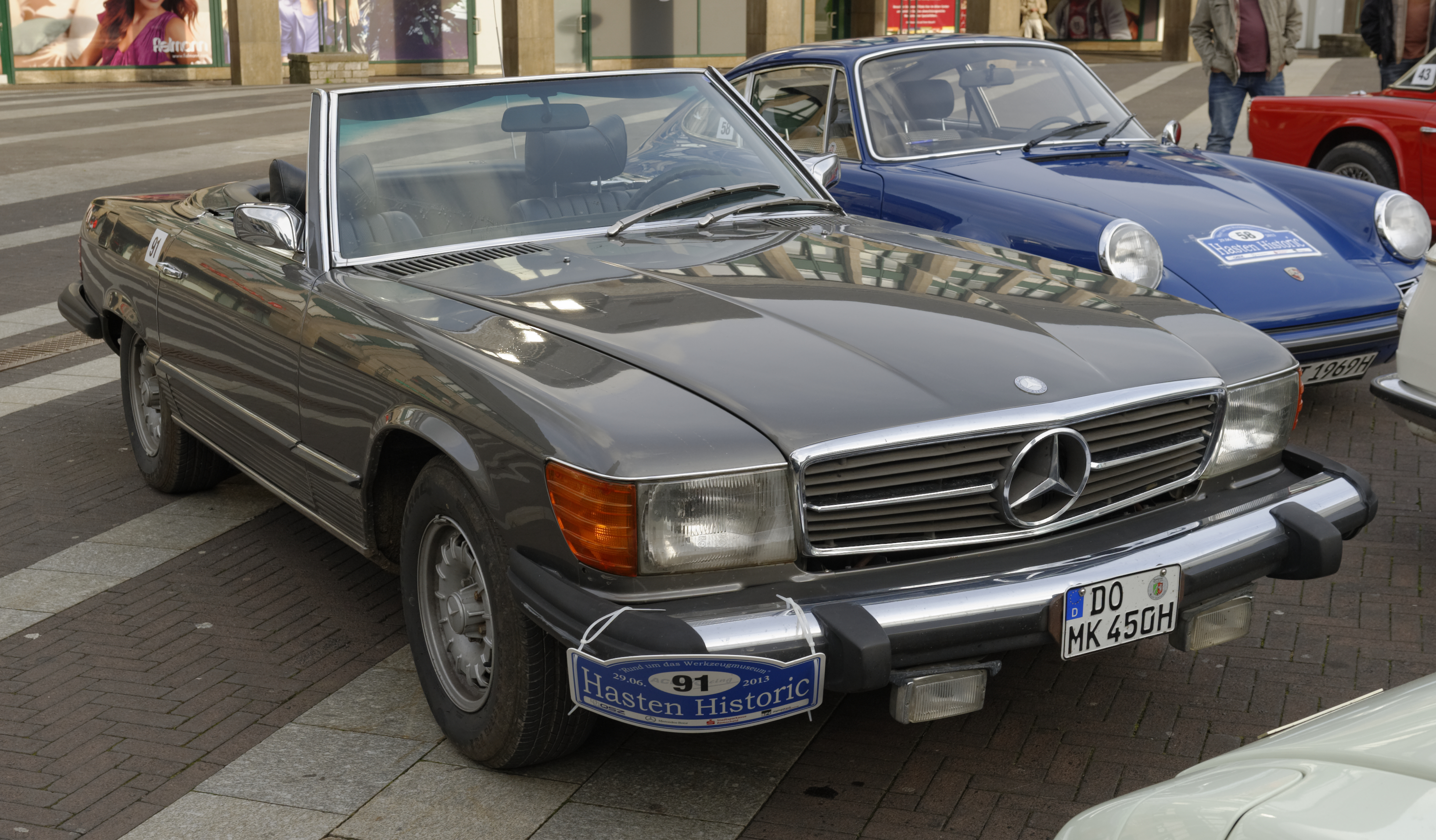 File mercedes 450 sl for Mercedes benz 450 sl
