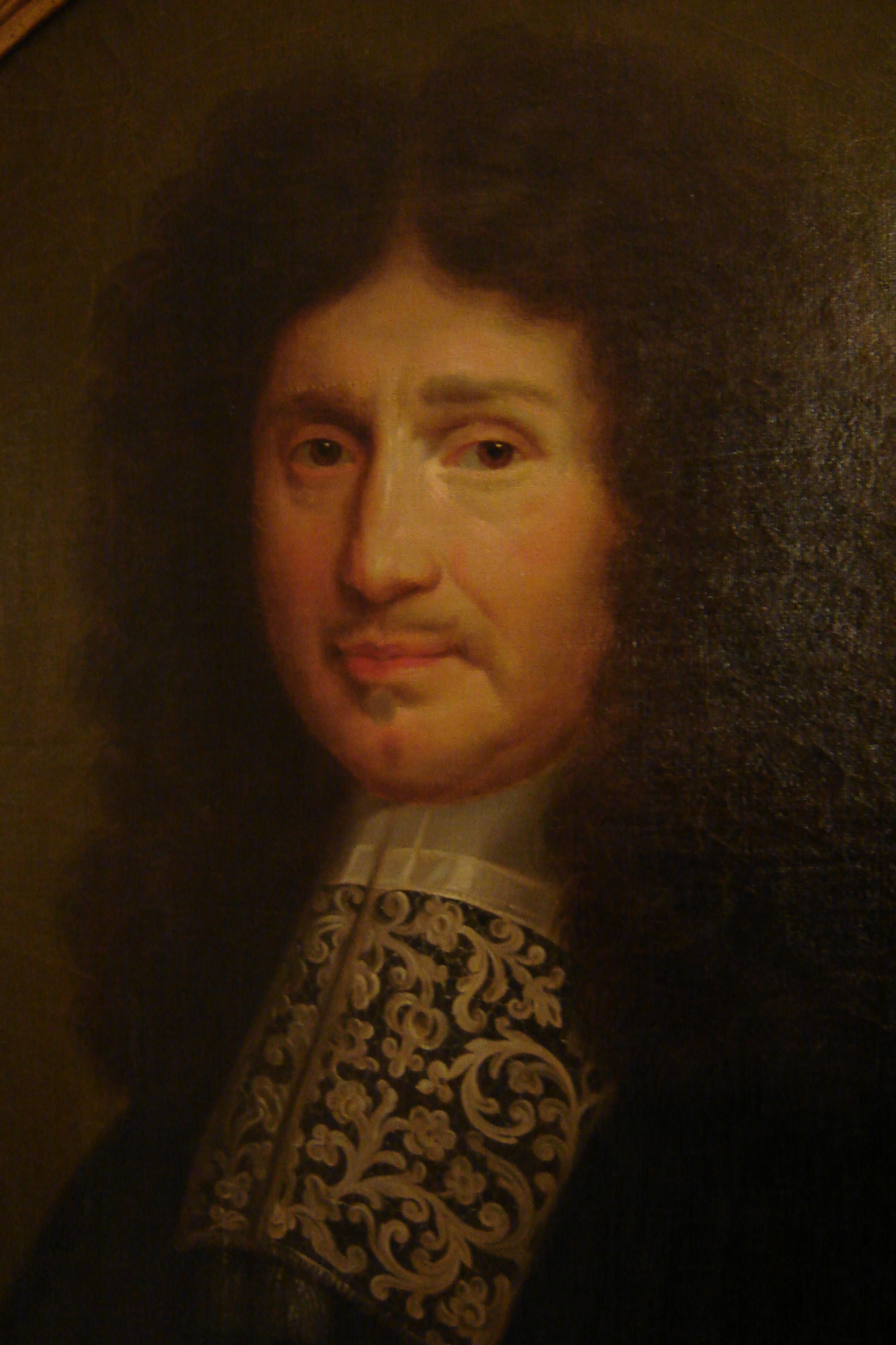 Robert de Nanteuil. Jean-Baptiste Colbert (1619-1683). Oil on canvas, 1676. Wikimedia Commons. Accessed July 17, 2015.