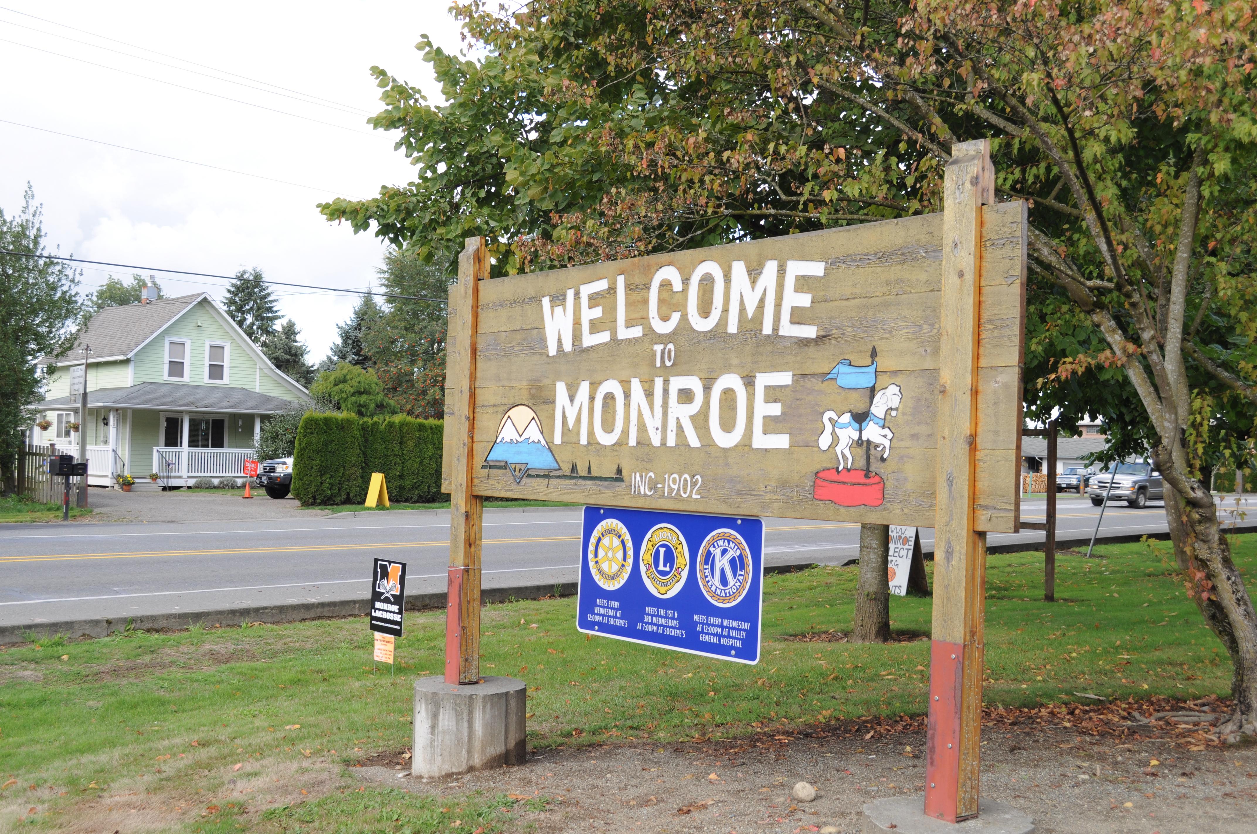 Image result for monroe wa