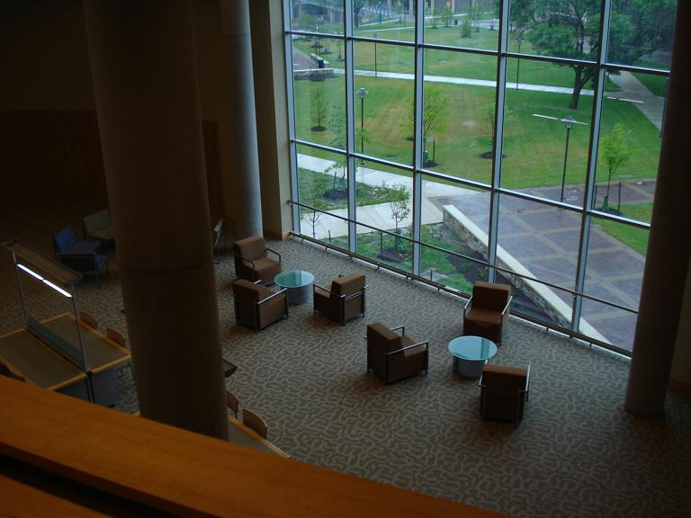 Morgan State University - library - pic 6.JPG