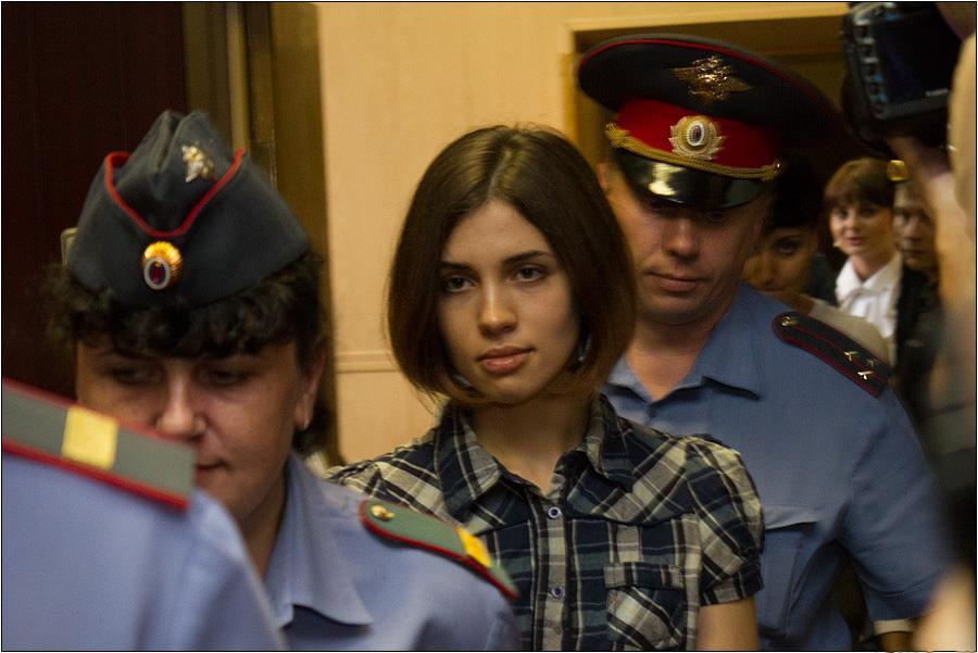 Nadezhda_Tolokonnikova/Надежда Толоконникова