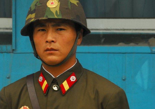 File:North Korean Soldier.jpg