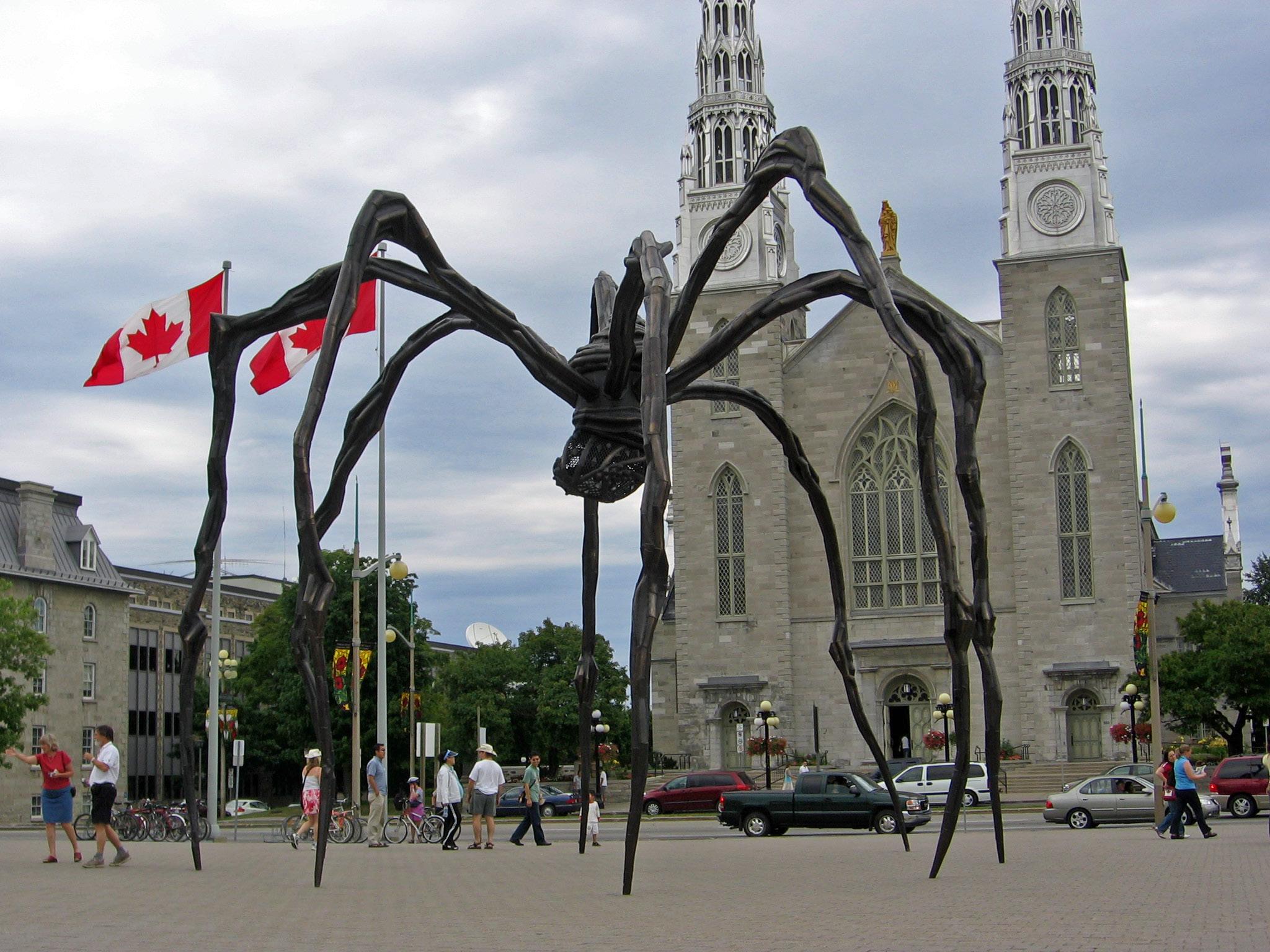 Ottawa Church Notre Dame Ottawa's Notre-dame Cathedral