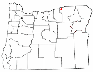 Loko di Hermiston, Oregon