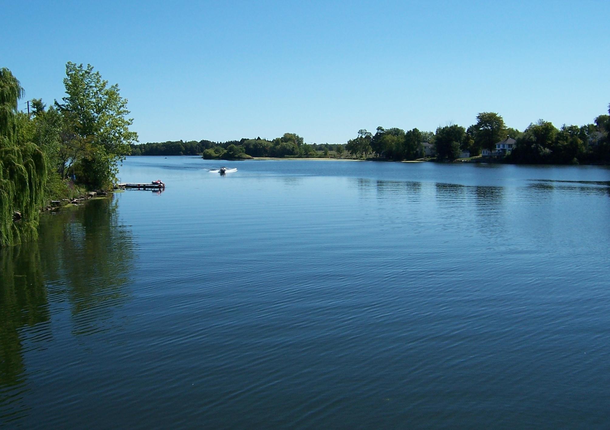 Geography of clark county washington for Battle ground lake fishing