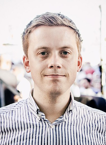 Picture of an author: Owen Jones