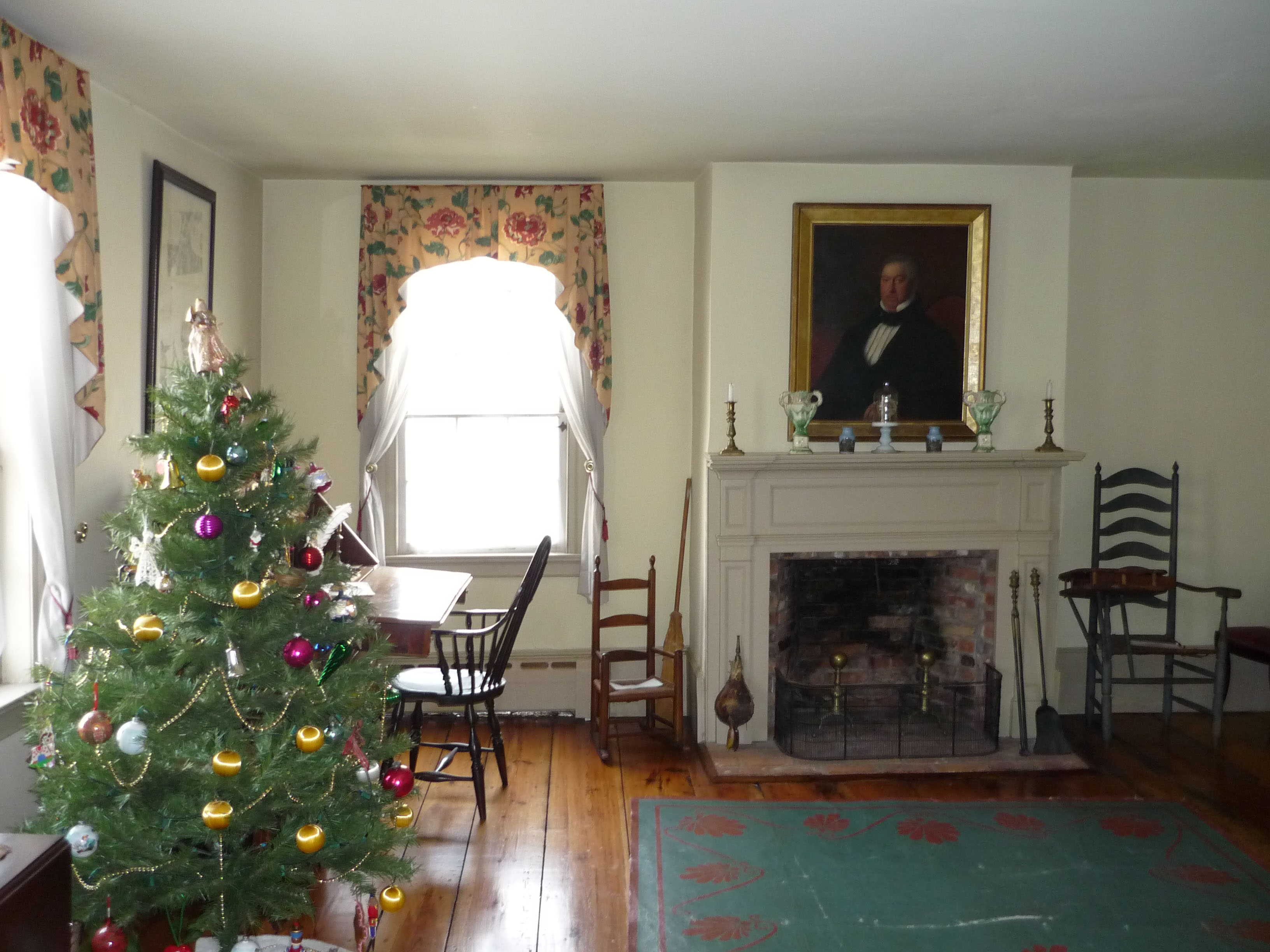 File oysterbay newyork wightman house inside jpg wikimedia commons - Inside house ...