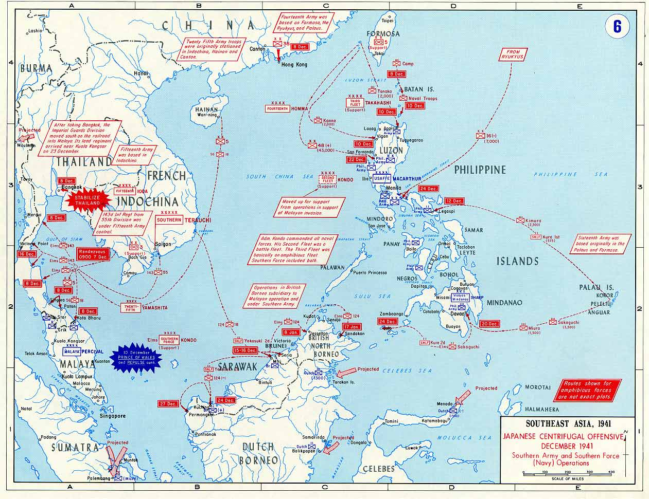 Map Of Southeast Asia And South Pacific.File Pacific War Southeast Asia 1941 Map Jpg Wikimedia Commons