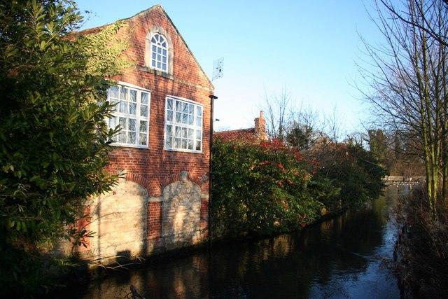 Paper Mill Dike - geograph.org.uk - 1079931