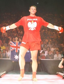 Paul Slowinski Polish martial artist