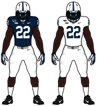 Penn State Nittany Lions football football team of Penn State University