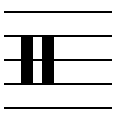Percussion clef.png