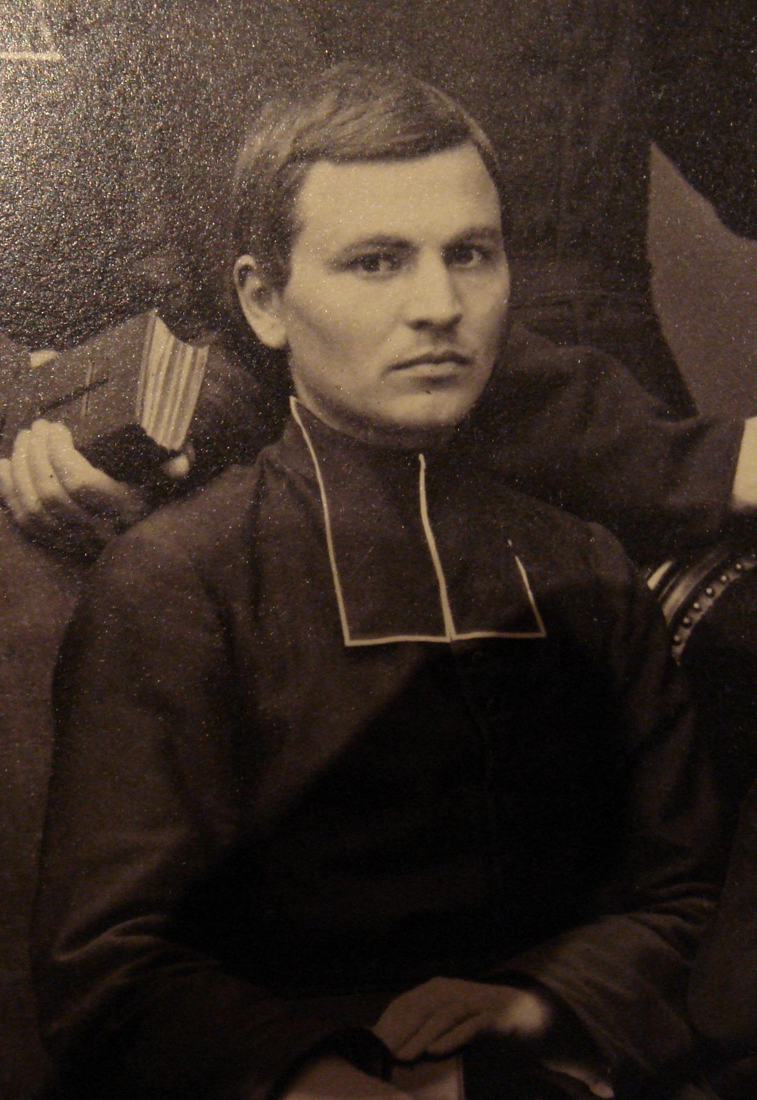 Henrik Dorie i 1864