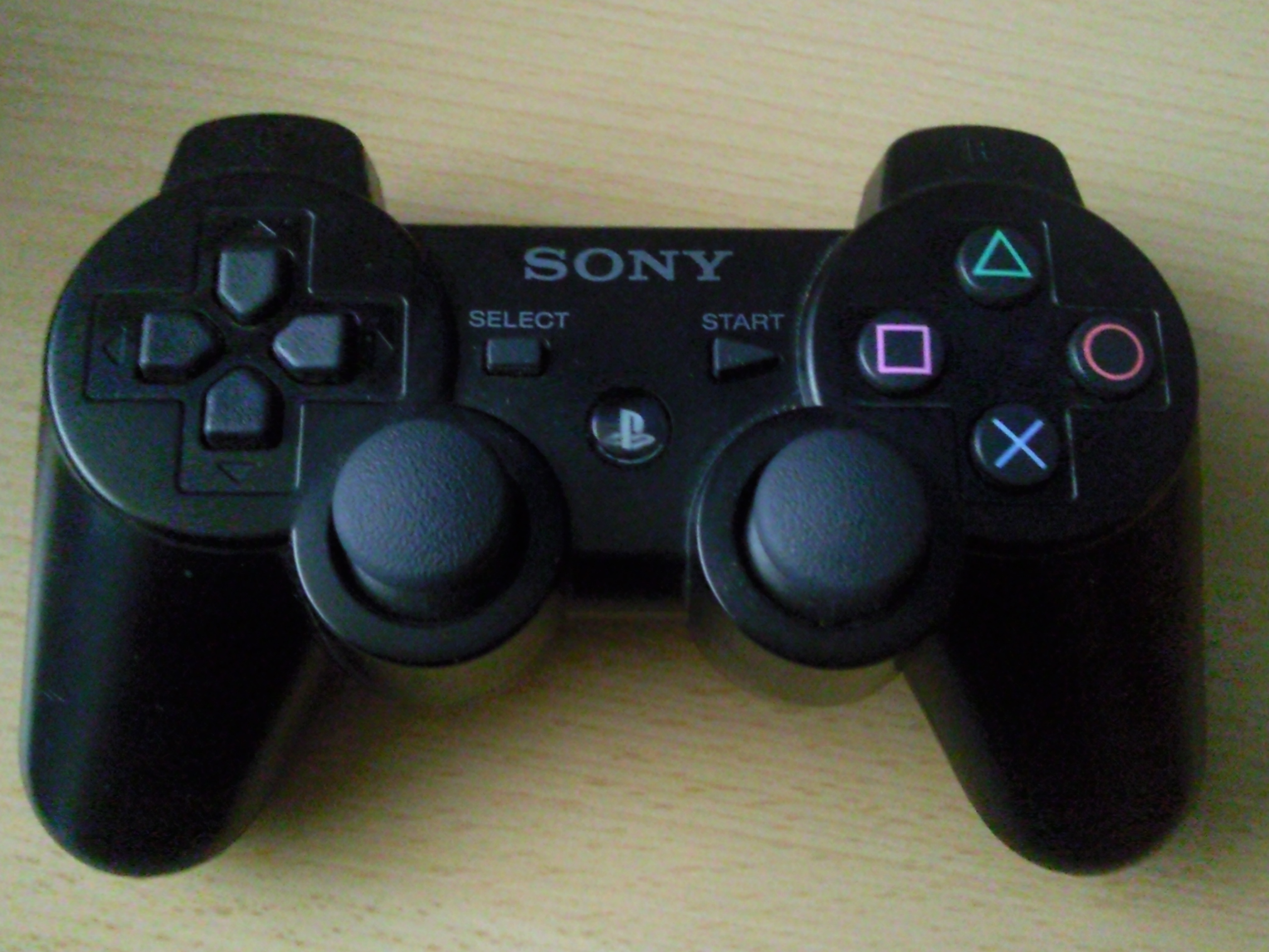 Playstation 3 Controller File:PlayStation3.cont...