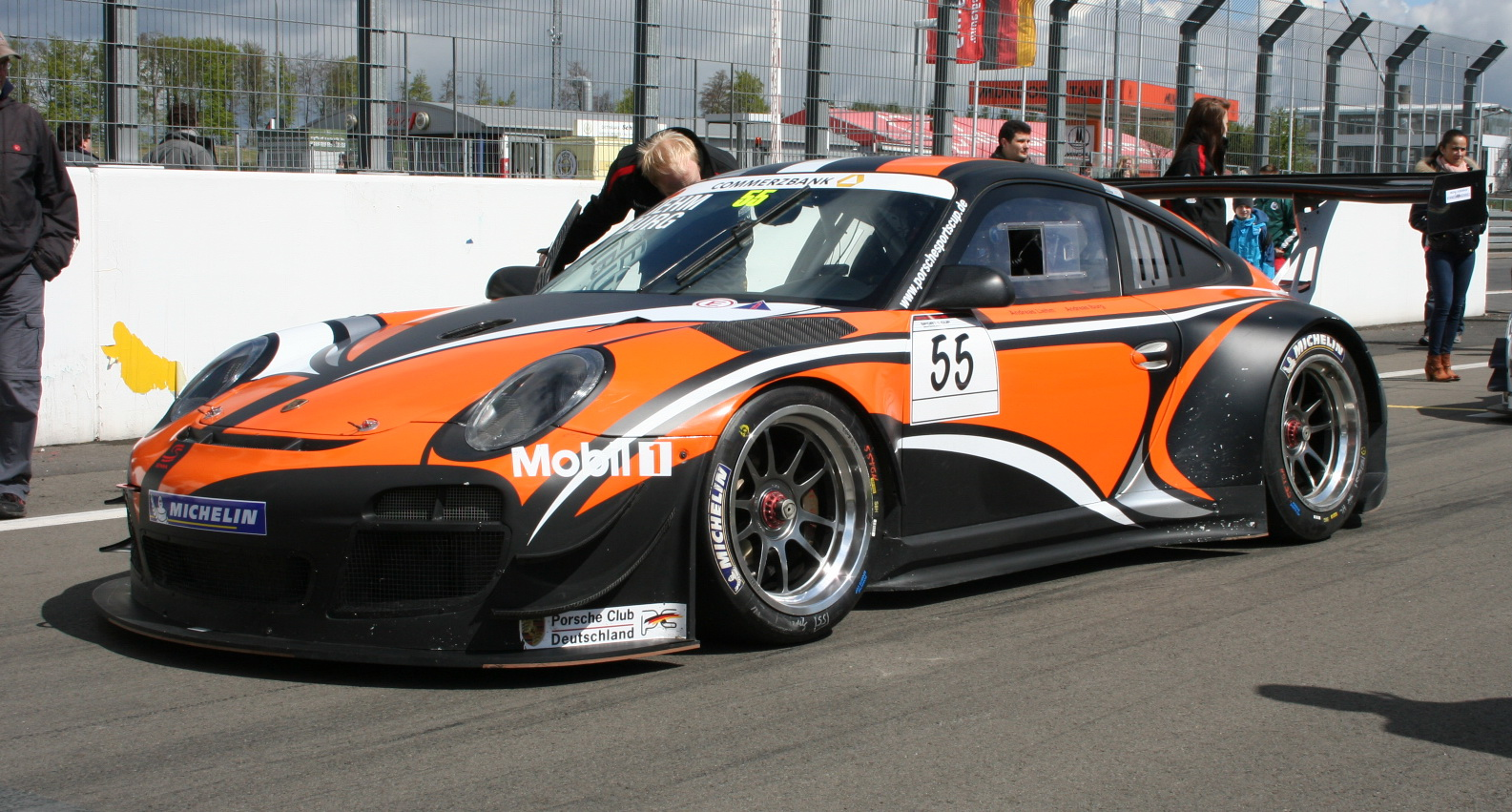 Datei Porsche 997 Super Sports Cup Jpg Wikipedia