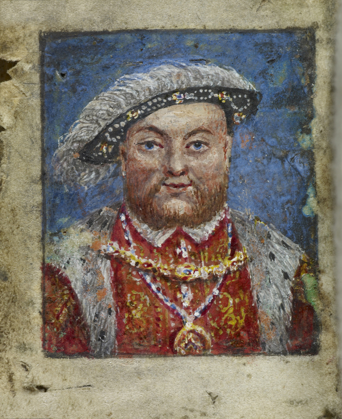 File:Portrait of Henry VIII - The Penitential and other Psalms (1509-1546