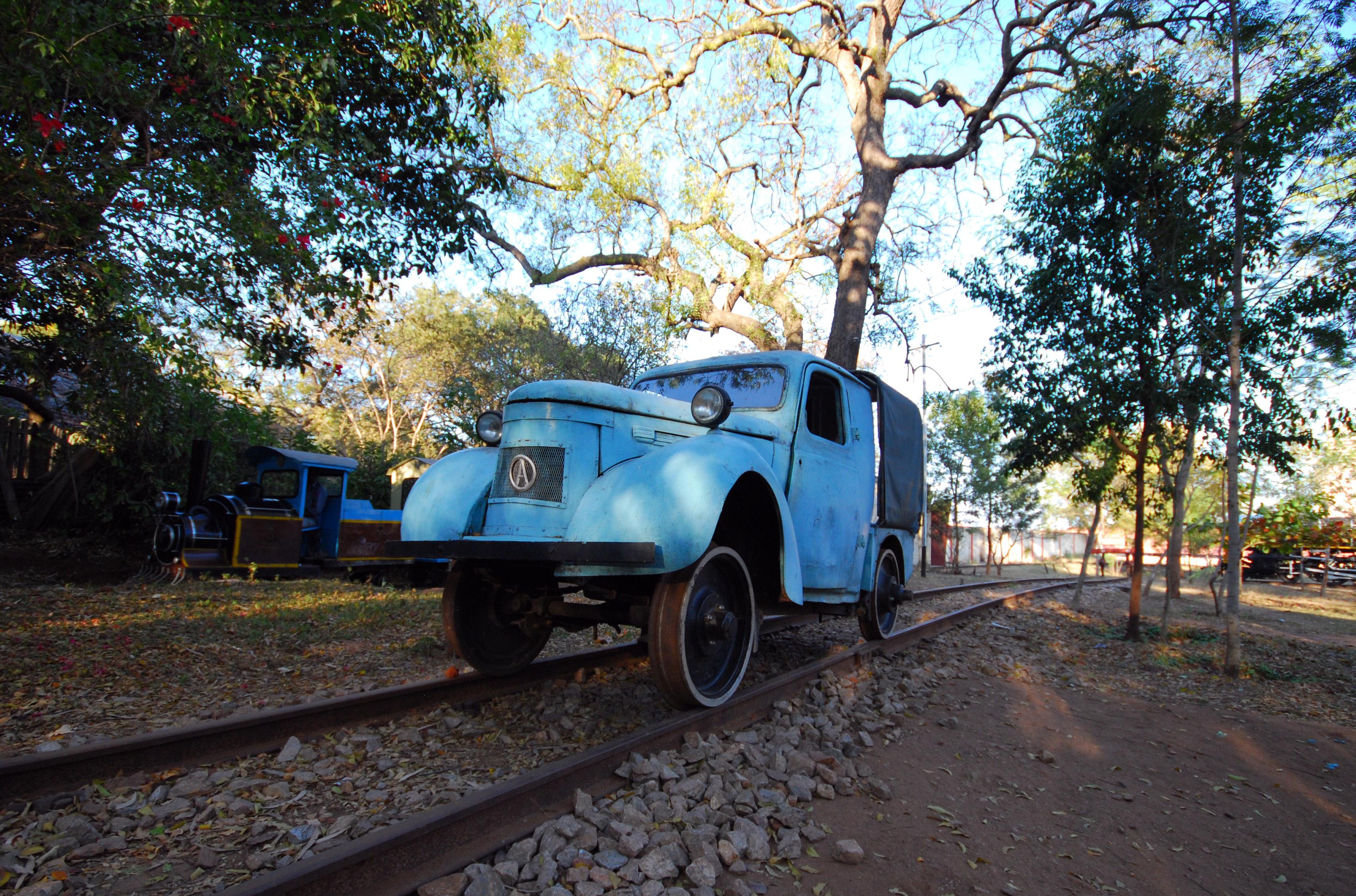 Mysore Railway museum