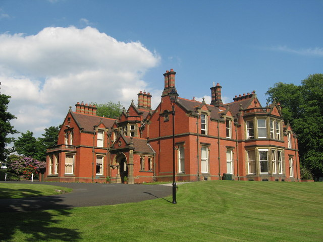 Rainford Hall, Crank - geograph.org.uk - 457280