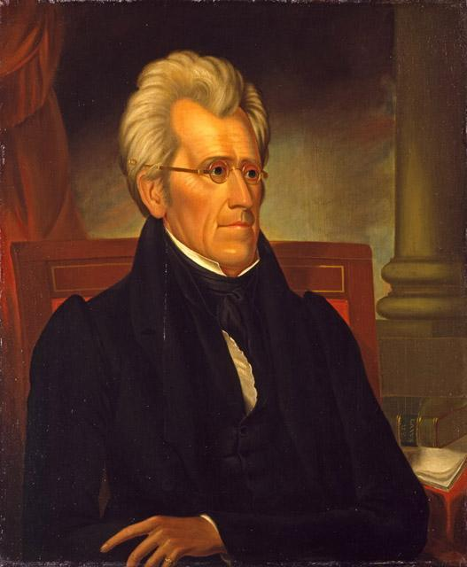 an analysis of the democracy by andrew jackson 7th president of the united states Why andrew jackson instead chose to hang a portrait of democratic president andrew jackson in the as citizens of the united states' and.