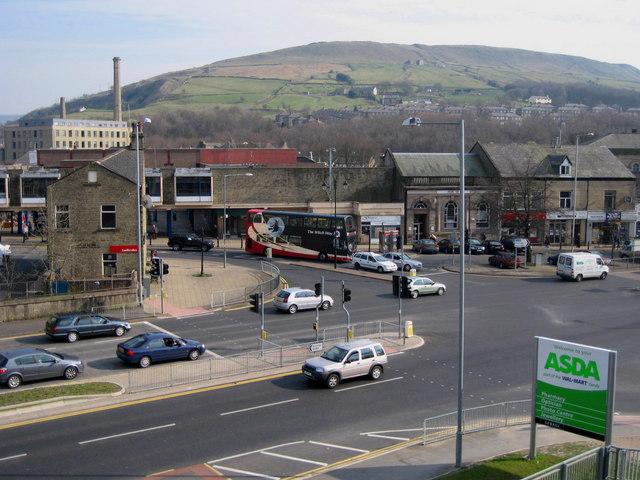 Rawtenstall - geograph.org.uk - 386395