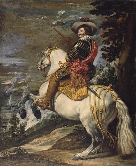 File:Retrato ecuestre del conde-duque de Olivares sobre un ...