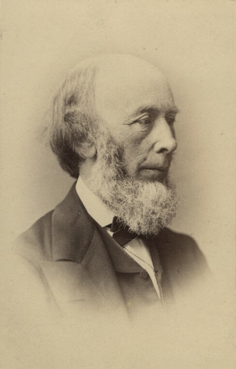 Carte de visite depicting Richard Redgrave, 1860s Richard Redgrave.jpg