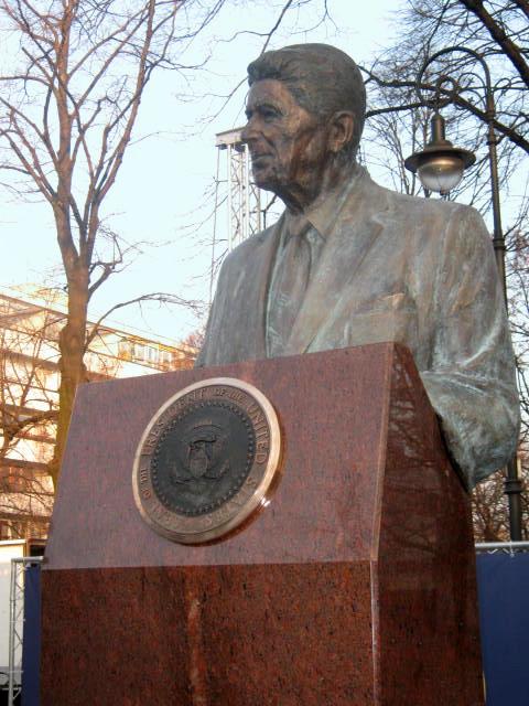 Ronald Reagan Monument (Warsaw)