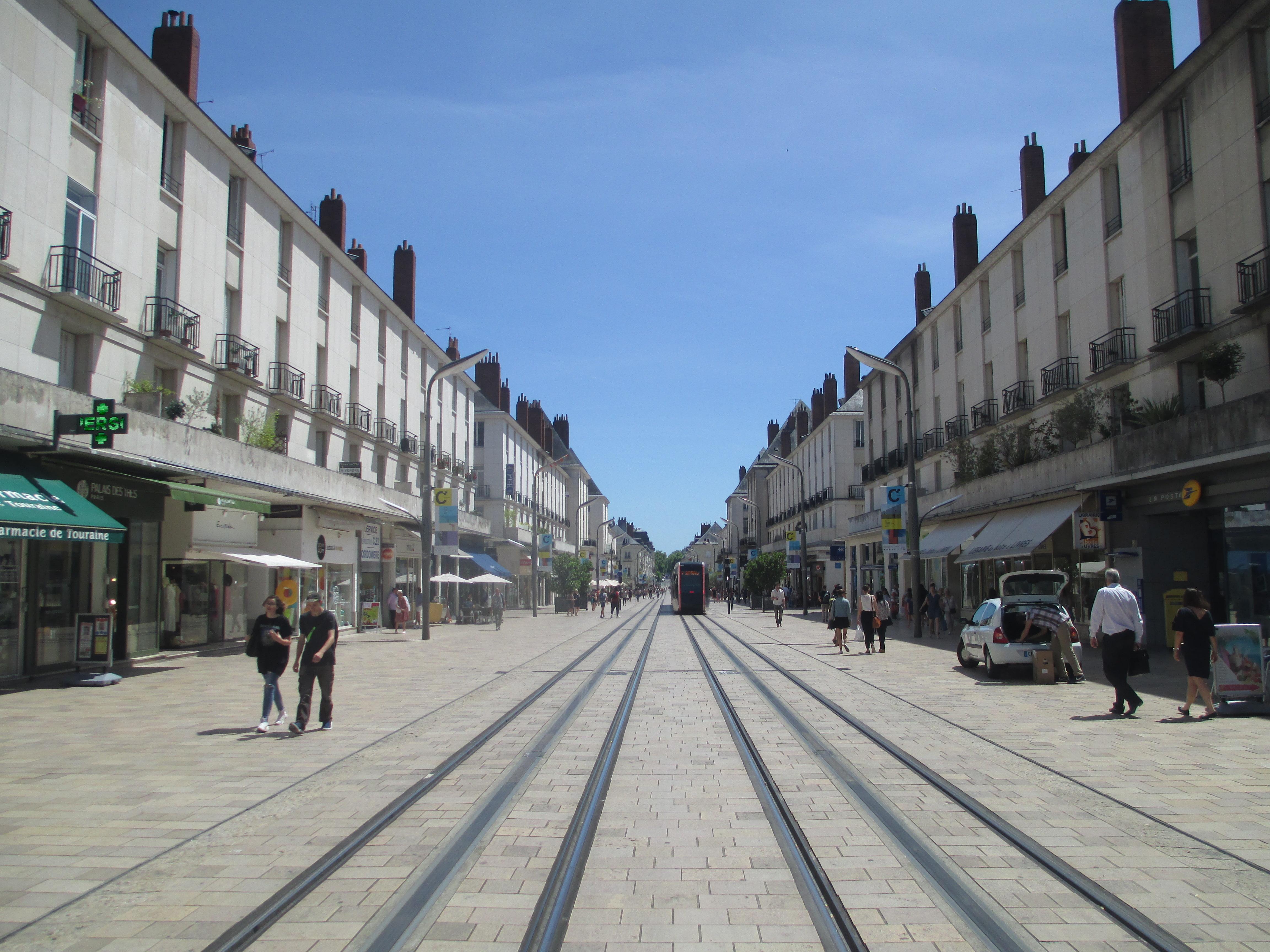 Rue Nationale Tours Wikipédia