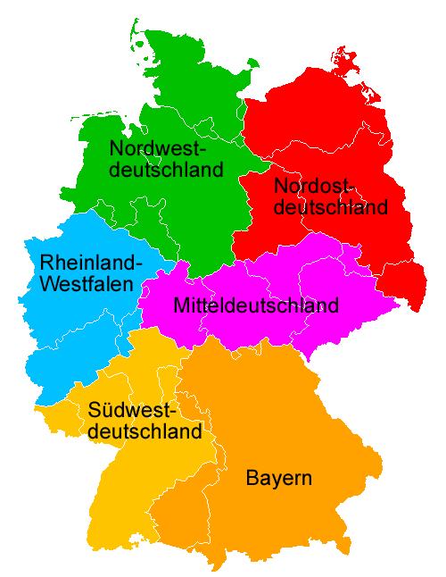 Gehört österreich Zu Deutschland