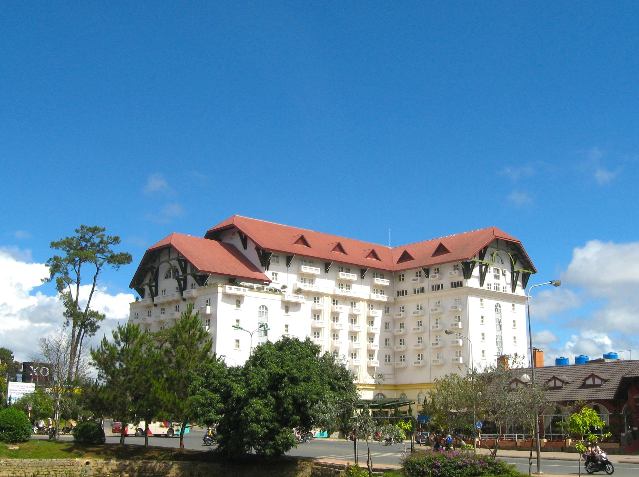Kết quả hình ảnh cho Sai Gon Da Lat Hotel