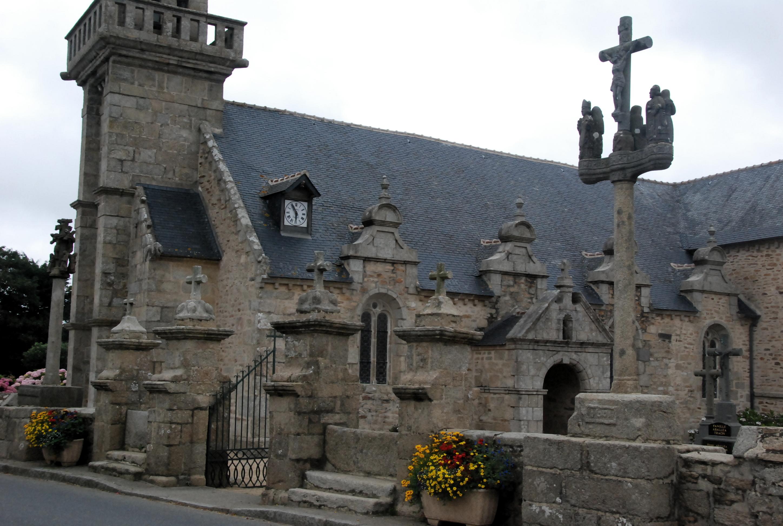 Saint Frégant Kirsche