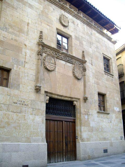 Casa de Francisco de Solís