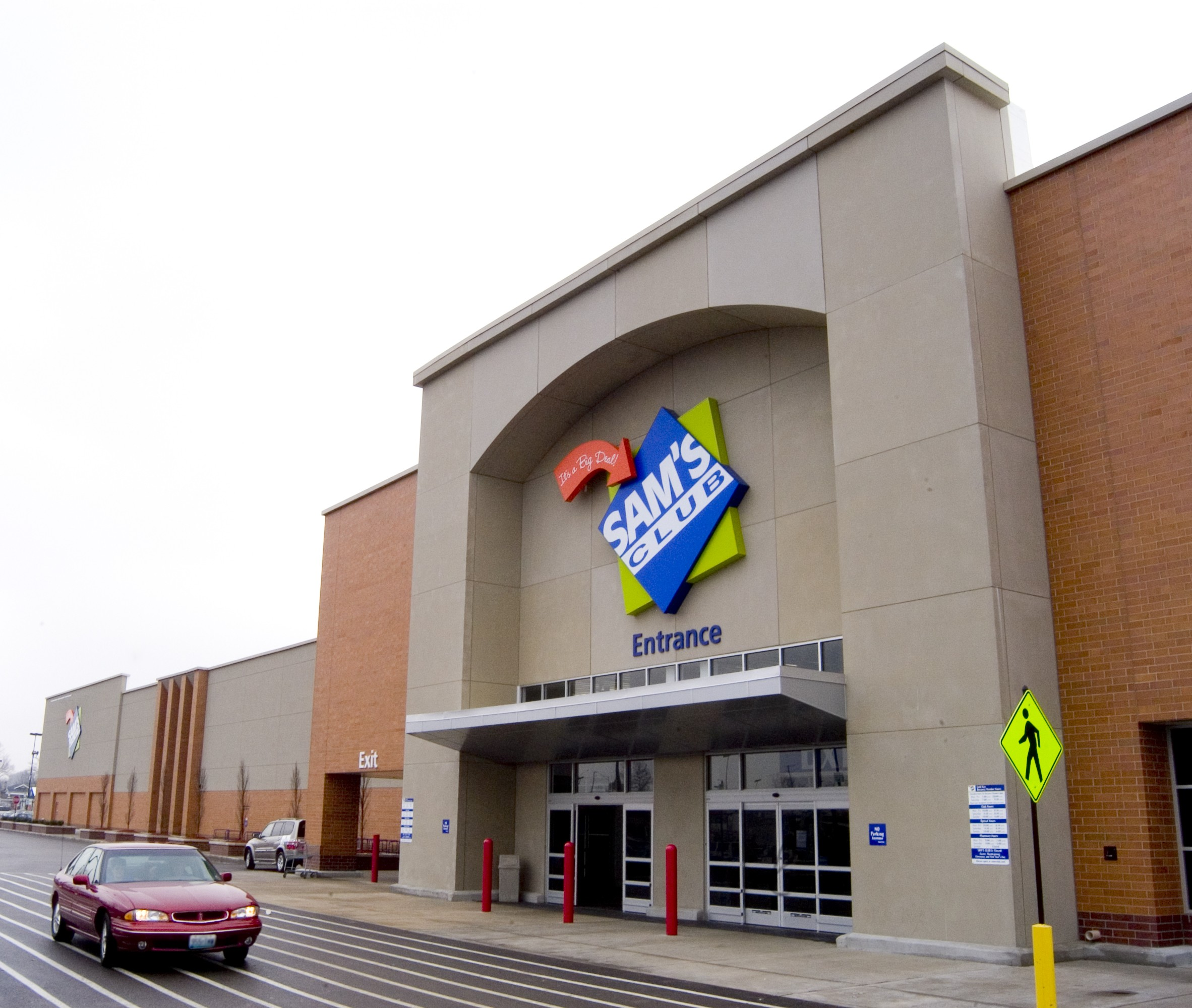Sam's Club is known for its bulk products and huge savings, but it's a members-only store that costs at least $45 a year to join.; You don't need to have a membership to make use of some of Sam's.