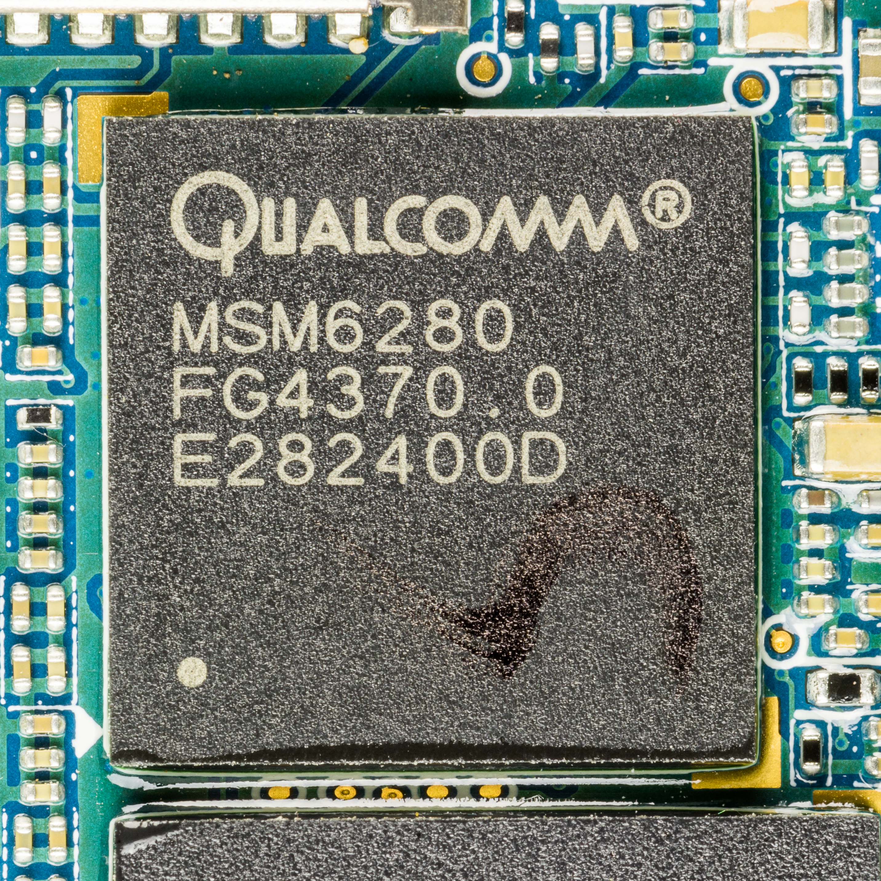 QUALCOMM MSM6280 TELECHARGER PILOTE