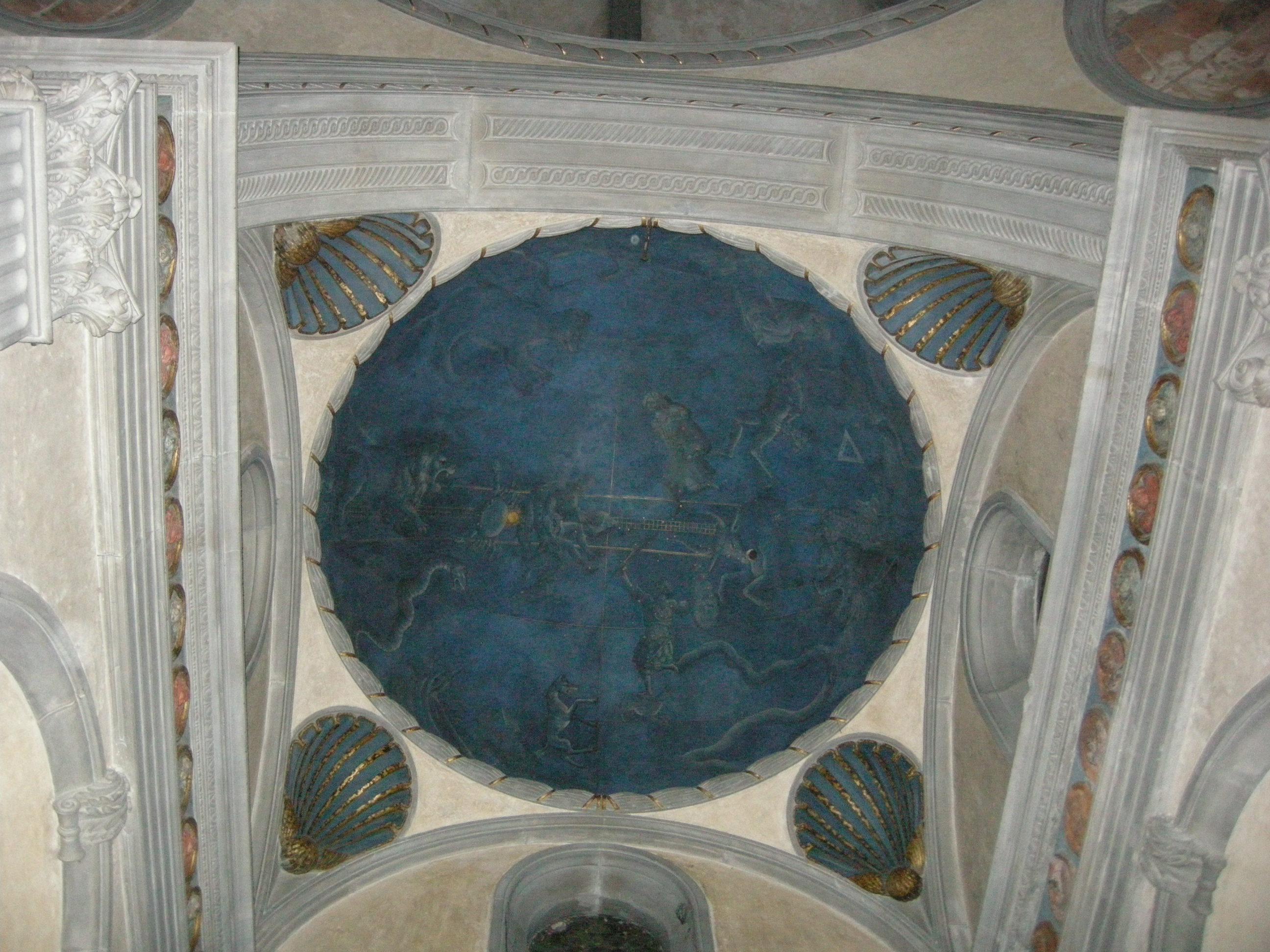 File san lorenzo sagrestia vecchia cupoletta del pesello for Sagrestia vecchia