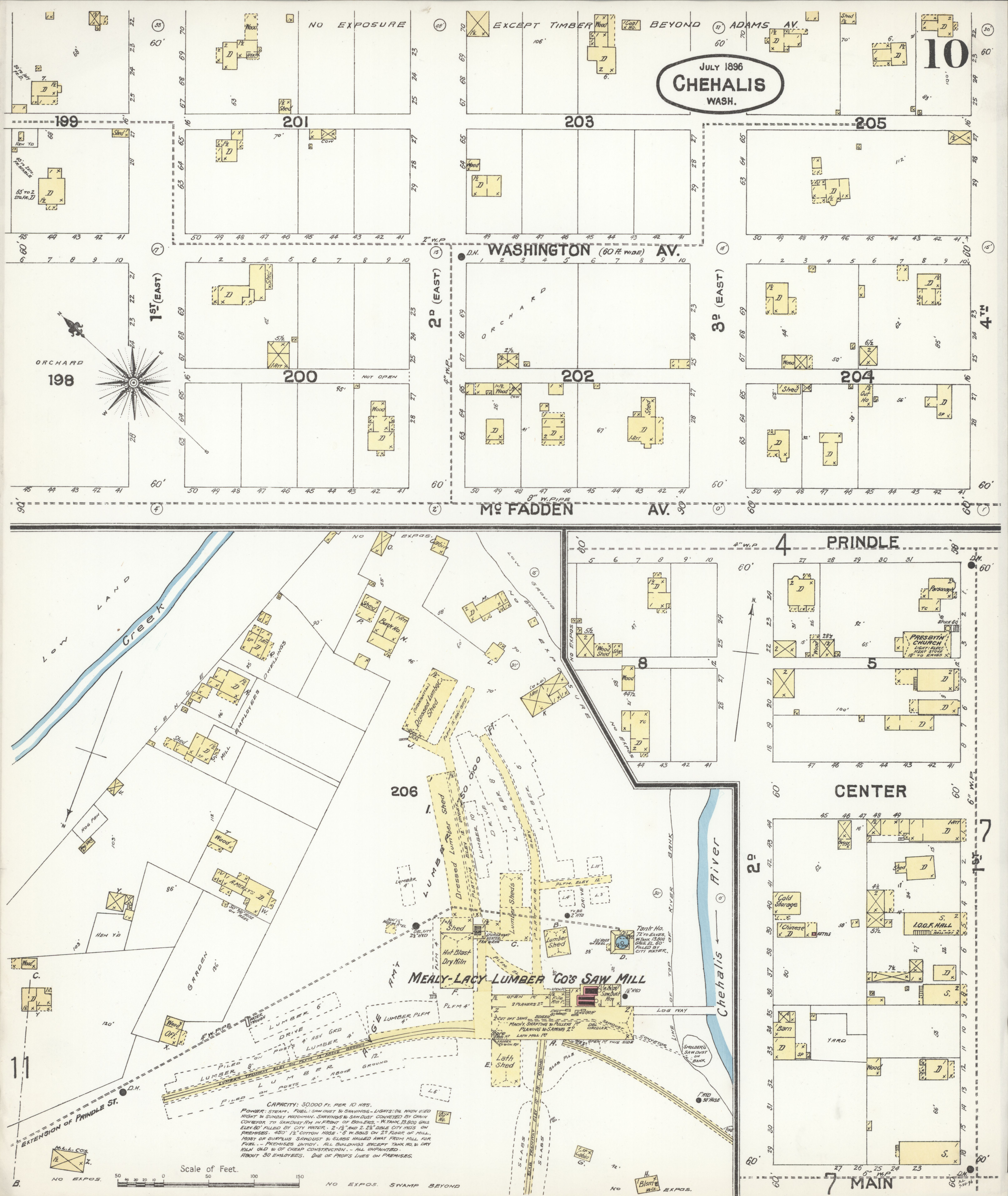Lewis County Washington Map.File Sanborn Fire Insurance Map From Chehalis Lewis County