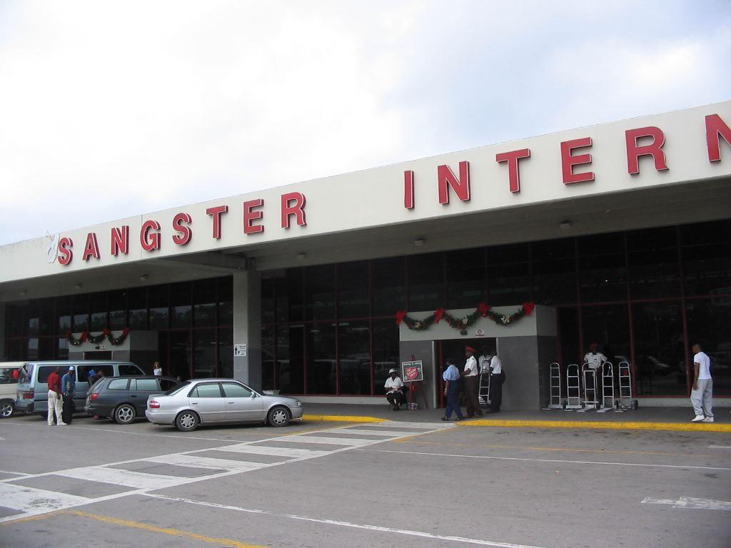 فرودگاه بینالمللی سنگستر