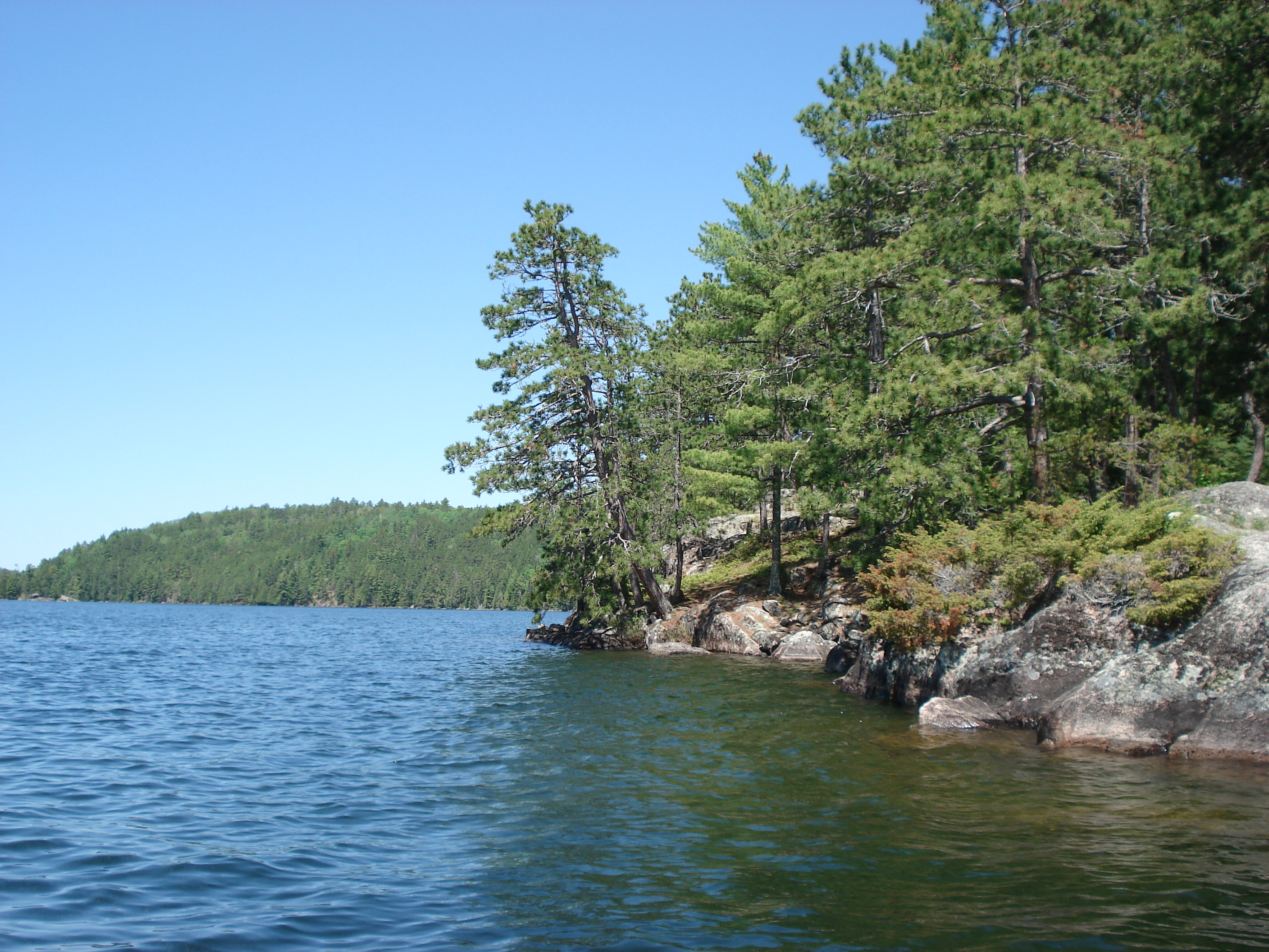 Quetico Provincial Park – Travel guide at Wikivoyage on