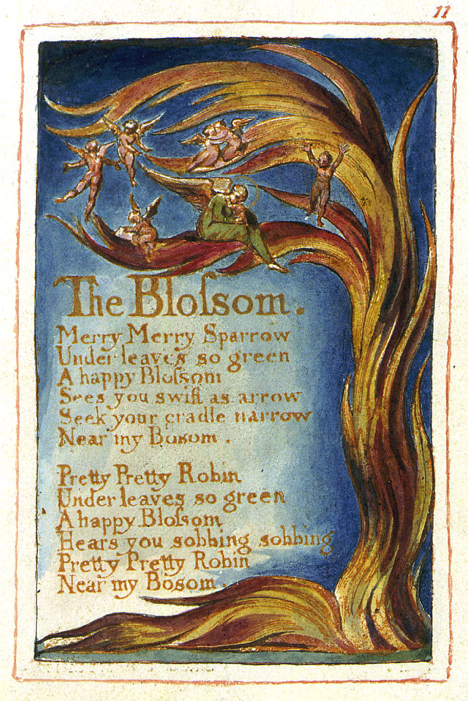 william blakes songs of innocence and Songs of innocence, a poem by william blake, audiobook.